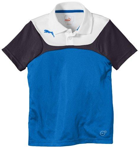 PUMA Kinder Polo Shirt Esito 3 Leisure Royal/White, 164
