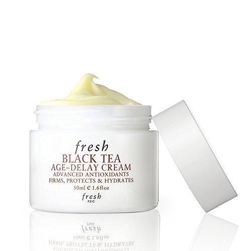 Fresh Black Tea Age-Delay Cream, 1.6 Ounce