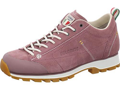Dolomite Damen Zapato Cinquantaquattro Low W Sneaker, Dusty Rose, 38 2/3 EU