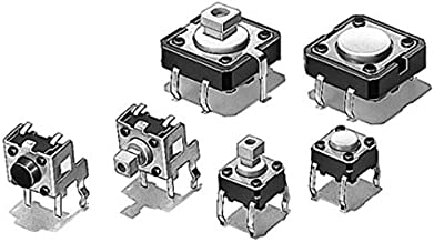 Generic B3F-5150 Tactile Switches - 9Pcs