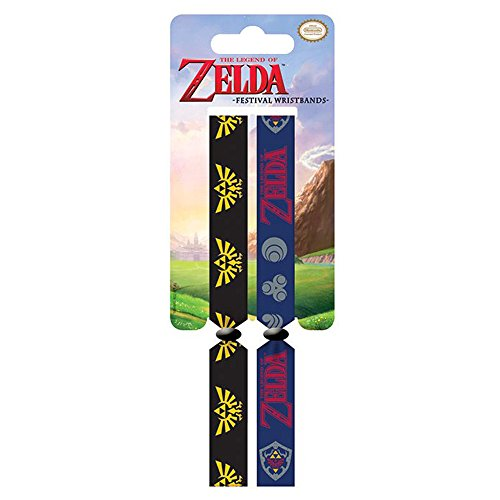 The Legend Of Zelda Festival, Armband, 10mm breit