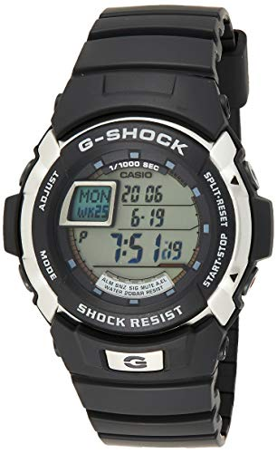 Casio G-Shock Herren Resin Uhrenarmband G-7700-1ER