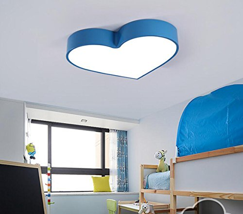 Madaye Moderne dessin animé love children room bedroom lights ceiling lamps ceiling lights dimmable
