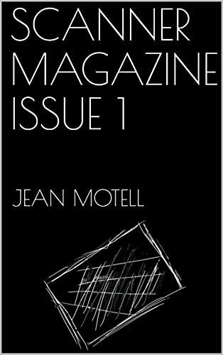 SCANNER MAGAZINE ISSUE 1 (English Edition)