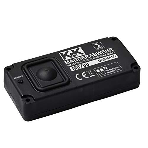 K&K Marderschutz Marderabwehr M8700 Ultraschallgerät 23 kHz 105 dB(A)