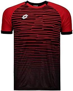 Camisa Lotto Vibrant 2.0 Vermelha