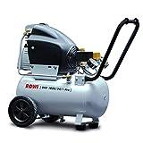 ROWI Ölgeschmierter Kompressor Pro 1,8 kW 24 Liter-Behälter, 10 bar