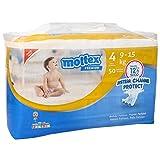 foto MOLTEX Premium pañales system channel protect 9-15 kgs talla 4 paquete 50 uds