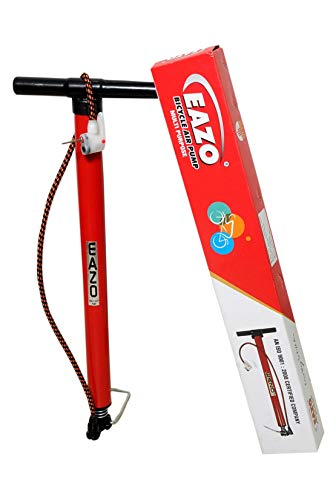 EAZO Steel Multipurpose Air Pump (for car,Bicycles,Scooters,Balls,Bikes etc, EP03)