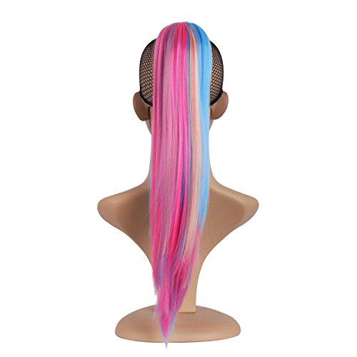 MapofBeauty 20 Inch/50cm Charm Long Straight Hair...