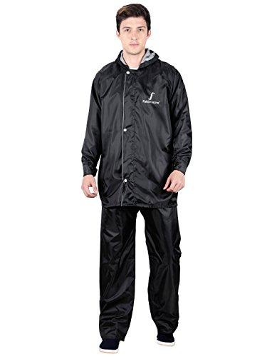 FabSeasons Men's Polyester Raincoat