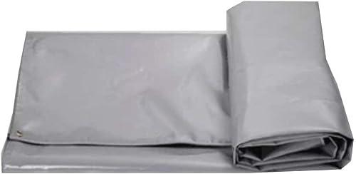 JINSH Toile antipluie imperméable bache épaissie abri Pare-Soleil de Marchandises de Tissu de Grand Camion Voiture (Taille   4  6m)