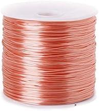 Kralendraad 50m / roll diy kristal kralen stretchsnoer voor sieraden maken 0.7mm elastische draad touw DIY armband ketting...
