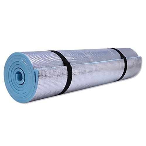 FKY antislip yogamat, voor beginners en gevorderden, mat voor yoga, pilates, sport en training