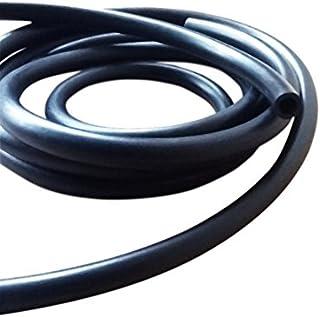 1//2 ID von 127 cm Abbott Rubber X1110-0501-50 Epdm Gummischlauch schwarz