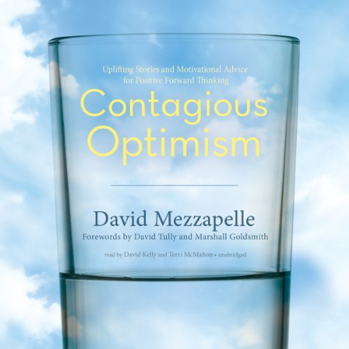 Contagious Optimism audiobook cover art