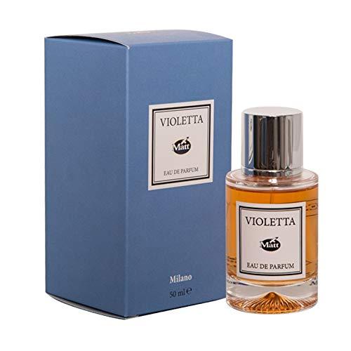 Matt - Eau De Parfum Violetta - Profumo Donna Con Note Fruttate - 50 Ml