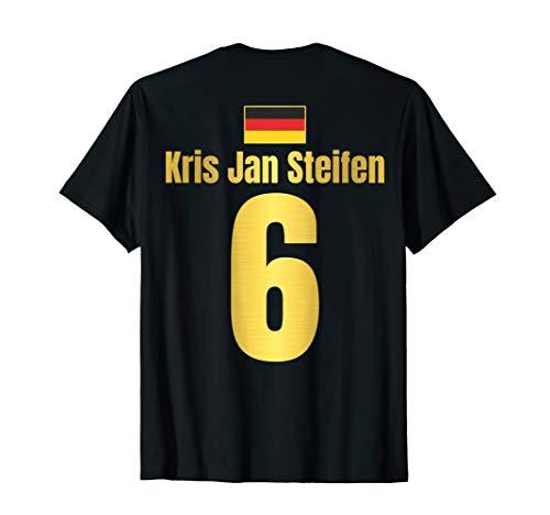 Herren Kostüm Karneval & Fasching Deutschland Sauf Trikot Mallorca T-Shirt