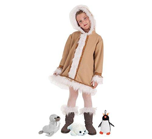 LLOPIS  - Disfraz Infantil Esquimal niña  t-4