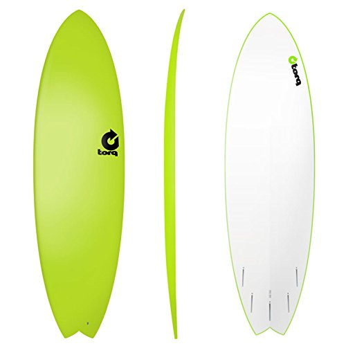 TORQ Fish 6.3 - Tabla de surf