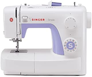 SINGER | Simple 3232 Portable Sewing Machine with 32 Built-In Stitches Including 19..