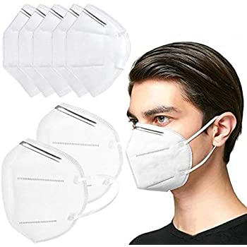 Mush N95 Certified Reusable & Washable Mask with Nose Pin (Available in Pack of 25, 20, 10 & 4) (10)