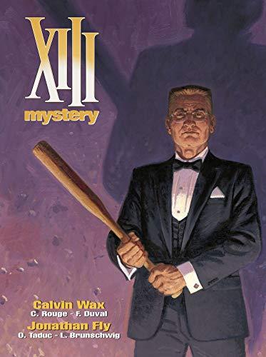 XIII Mistery 10-11