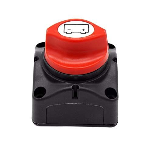Daojun For Adaptarse conmutador 600A Corriente Nominal de la batería automático Mando de protección de energía de la batería del Interruptor Interruptor de la batería del Coche Desconectar aislador