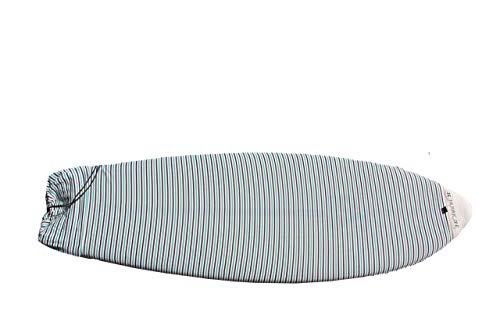 HURRICANE Fish - Calcetines para tabla de surf (6.3)