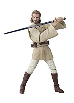 S.H.Figuarts Star Wars Obi-Wan Kenobi About 150mm Painted Action Figure  Attack Of The Clones