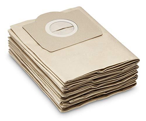 Kärcher Papierfilterbeutel, 5 St ck f r WD 3