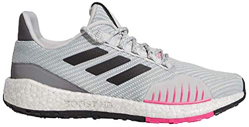 Adidas PulseBoost HD Women grey two/core black/shock pink