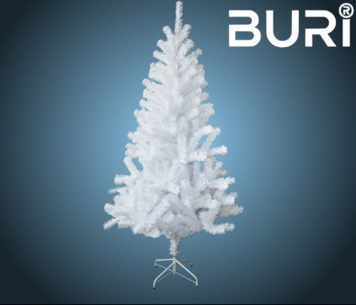 Buri künstlicher Weihnachtsbaum weiß 210cm