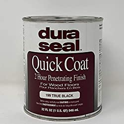 duraseal true black to eliminate the red in Santos Mahogany and Brazilian Cherry