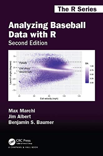 Analyzing Baseball Data with R, Second Edition (Chapman & Hall/CRC The R Series) (English Edition)