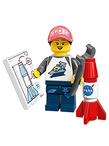 LEGO Minifigures Collectible Serie 20 (71027) - Space Fan