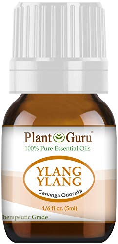 Ylang Ylang Essential Oil 5 ml 100% Pure Undiluted Therapeutic Grade.