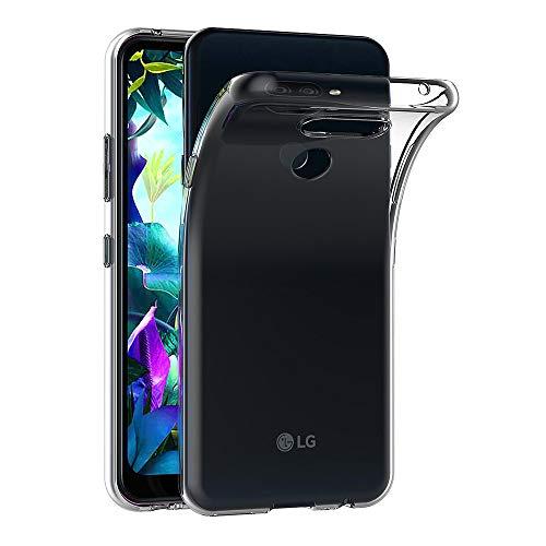 AICEK Hülle Compatible für LG K40S Transparent Silikon Schutzhülle für LG K40S Hülle Clear Durchsichtige TPU Bumper LG K40S Handyhülle (6,1 Zoll)