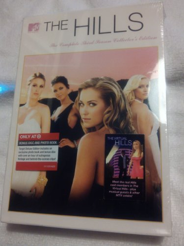 The Hills Sammeledition The Complete Third Season Collector's Edition - Exklusive Target-Sammler-Edition