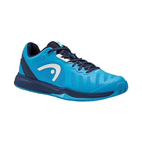 HEAD Sprint Team 3.0 2021 Clay Men, Zapatillas de Tenis Hombre, Azul océano Azul, 44.5 EU