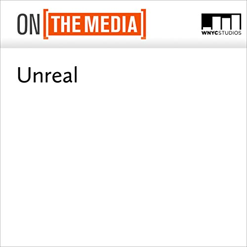 Unreal audiobook cover art