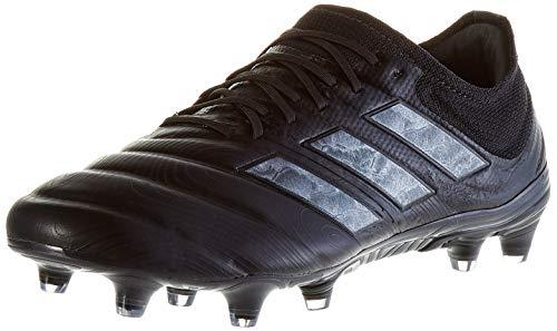 adidas Copa 20.1 FG, Zapatillas de fútbol Hombre, Core Black/Core Black/Night Met, 41 1/3 EU 🔥