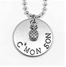 hand stamped jewelry quotes