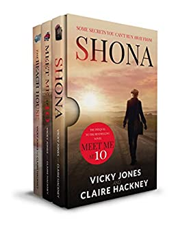 The Shona Jackson series: The Complete Trilogy by [Vicky Jones, Claire Hackney]