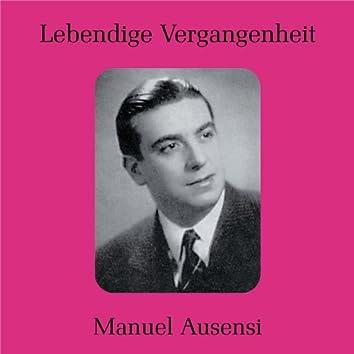 Lebendige Vergangenheit - Manuel Ausensi