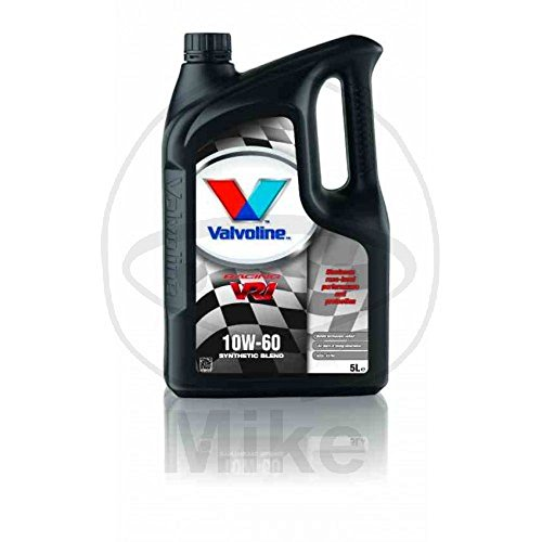 Valvoline Motoröl Motorenöl Motor Motoren Öl Motor Engine Oil Benzin VR1 Racing 10W-60 Rallye 5L