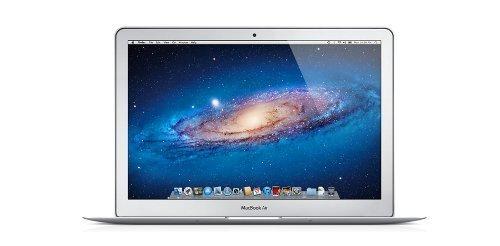 """Apple MacBook Air MC969LL/A 11.6"""" Laptop, 4GB RAM, Intel Core i5 1.6 GHz, 128 GB SSD (Refurbished)"""