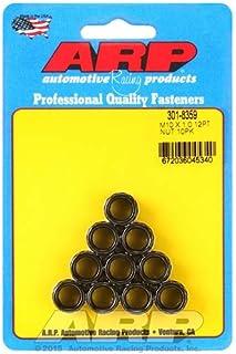ARP 301-8359 M10 X 1.00 مجموعة صواميل 12 بت