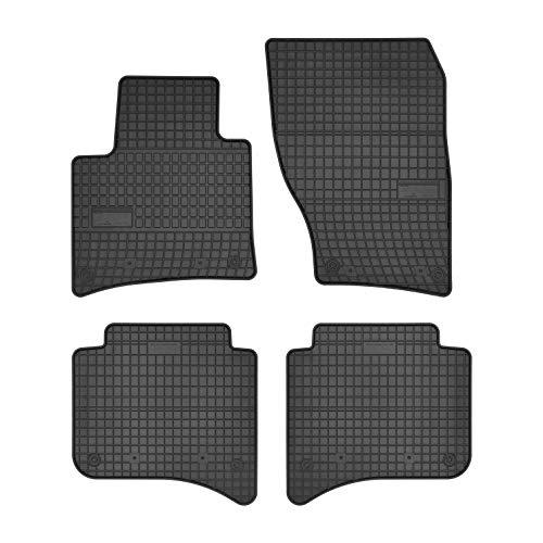 El Toro vloermatten Porsche Cayenne 92A Restyling (2014 – desso) rubber - ree van de tapijten