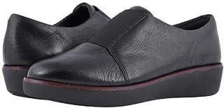 FitFlop(フィットフロップ) レディース 女性用 シューズ 靴 スニーカー 運動靴 Laceless Derby - Black [並行輸入品]